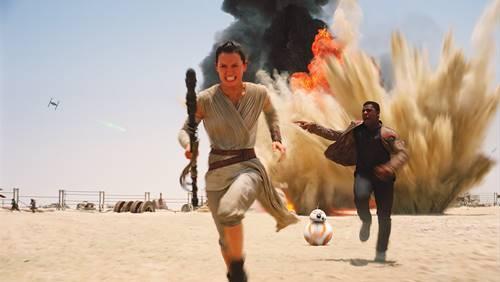 urutan film star wars the force awakens
