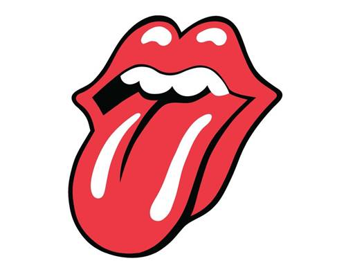 logo band rock terkenal the rolling stones