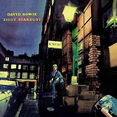 album rock legendaris ziggy stardust