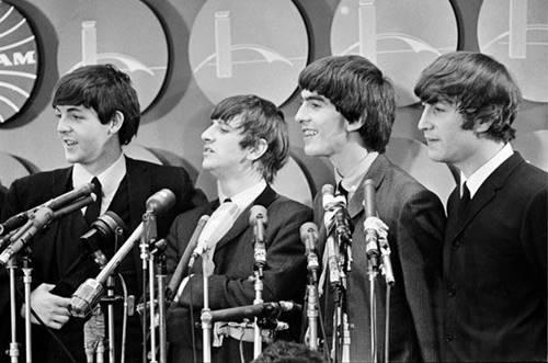 penyanyi dan band terpopuler the beatles