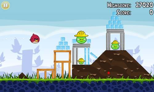 game yang paling banyak dimainkan android angry birds