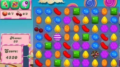 game yang paling banyak dimainkan android candy crush