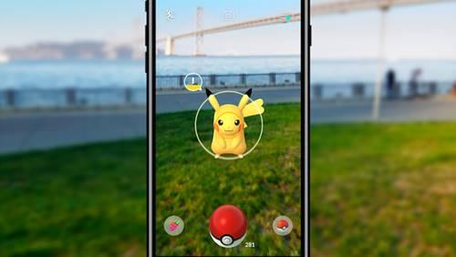game yang paling banyak dimainkan android pokemon go